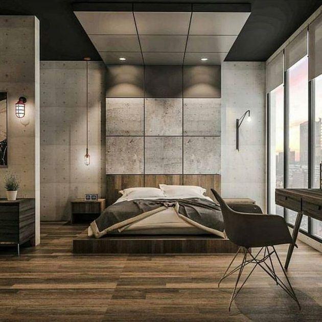 19 Bezaubernde Moderne Schlafzimmer, Die Sie Sprachlos