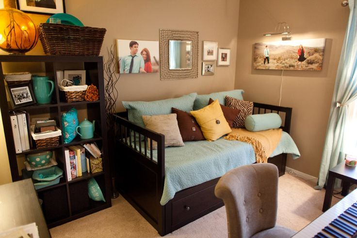 Cute Home Office Ideas: 25+ Best Ideas About Guest Room Office On Pinterest