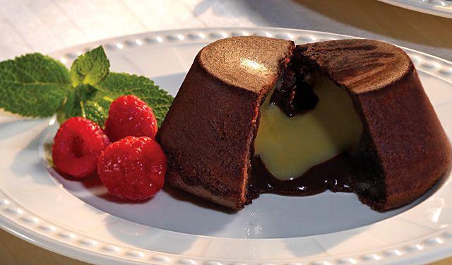 Paleo Chocolate Fondant A La Maille