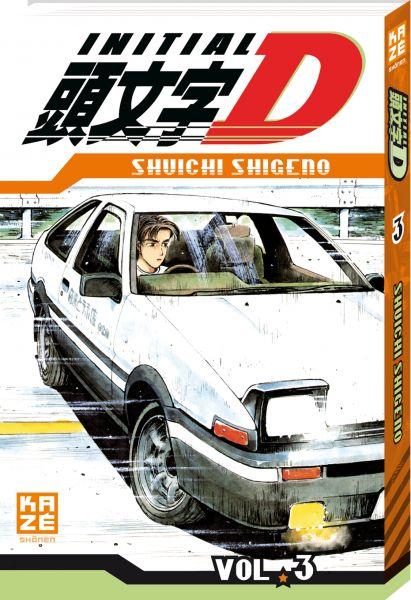Alors que le duel débute entre Takumi et Nakazato du mont Myogi, Ryosuke Takahashi décide soudain de s'élancer derrière eux pour comprendre le secret de la 86. Mais ce qu'il découvre le stupéfait, et s'il croit Takumi capable de gagner, il sait que ce sera forcément au prix de très gros risques !