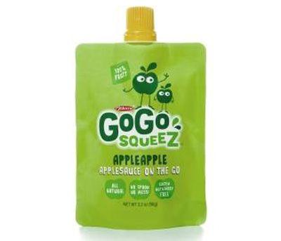 Healthy School Snack: GoGo Squeez