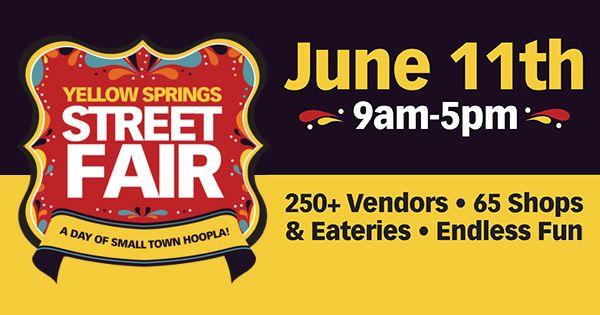 Yellow Springs Street Fair