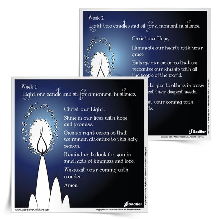 The 25 Best Advent Wreath Prayers Ideas On Pinterest