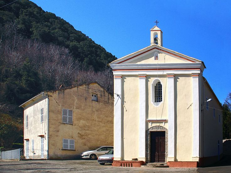 Campile - Notre-Dame du Sacré-Cœur -  Region de Bastia