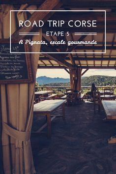 A Pignata, ferme-auberge en Corse