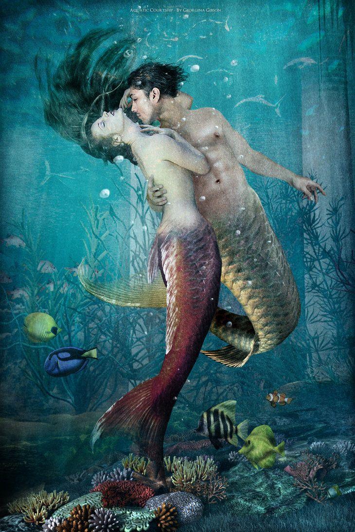 376 best mermen and mermaid lovers images on pinterest beautiful
