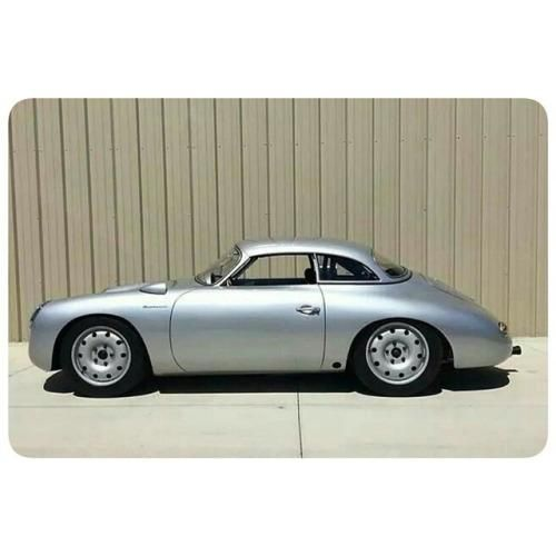 Outlaw 356 Speedster. It's a Porsche, but not as you know them.