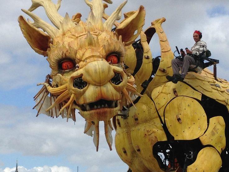 dragon machines de lile