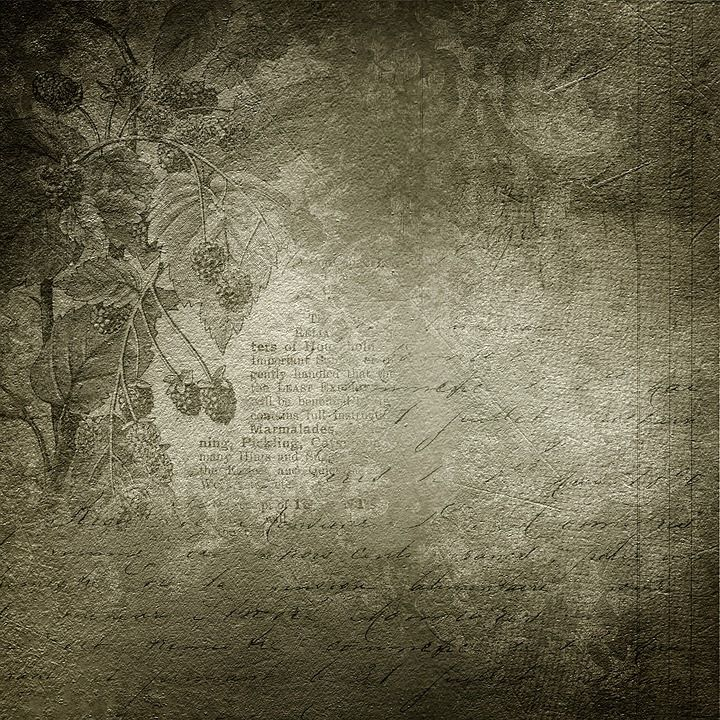 Scrapbooking, Paper, Texture, Old, Antique, Ephemera