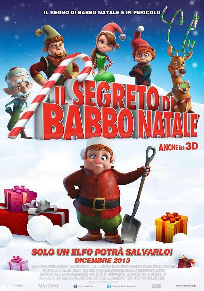 Il segreto di Babbo Natale, dal 12 dicembre al cinema.