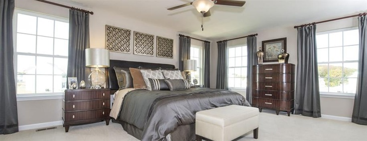 10 Living Rooms That Will Make You Want To Redecorate: 10 Best Ryan Homes Milan Model Images On Pinterest