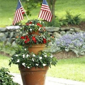 Sure Fit Slipcovers: Memorial Day and 4th of July Decorating And Entertaining Ideas