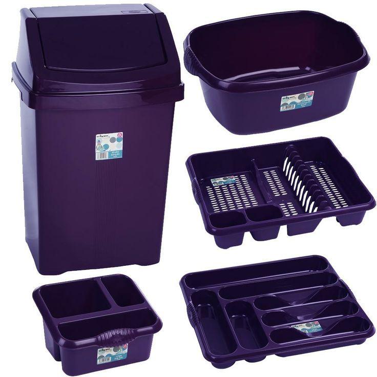 Purple kitchen supplies for the purple lover!
