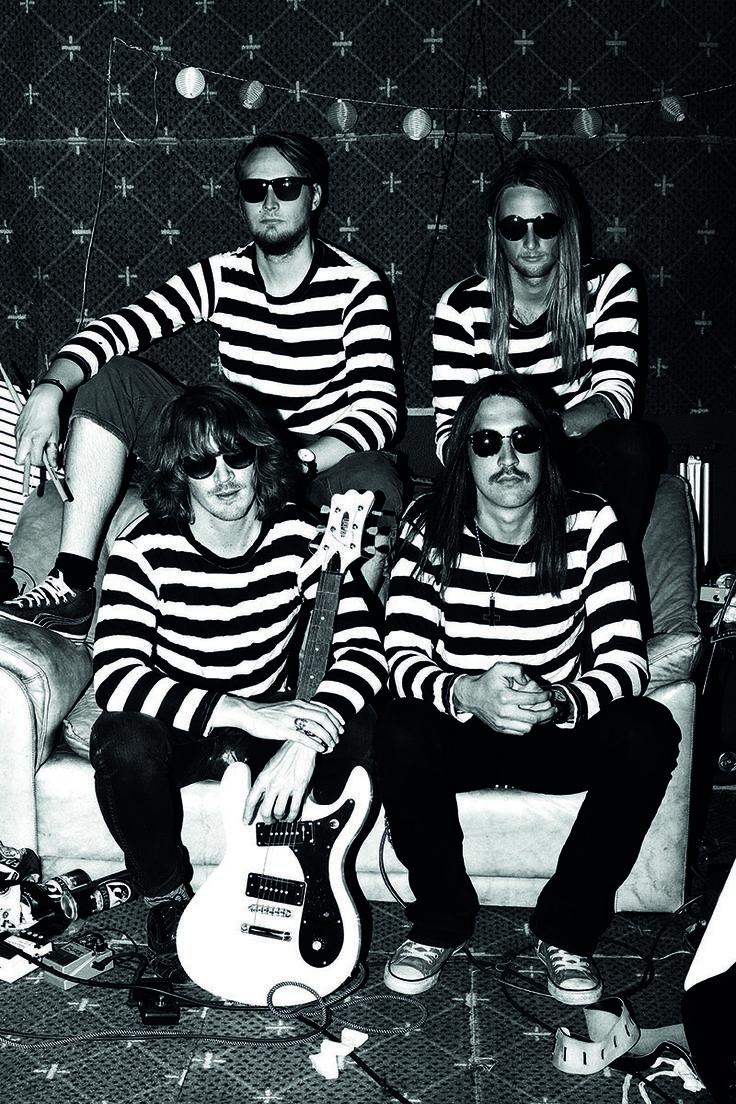 The Burglars The Punk in Rock