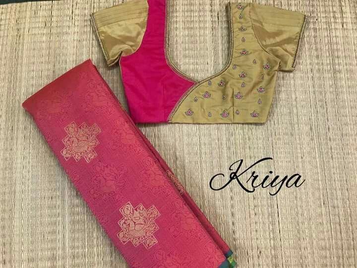 Pin By Kalapana Godamker On Blouse Designs Fancy Blouse Designs Blouse Design Models Stylish Blouse Design