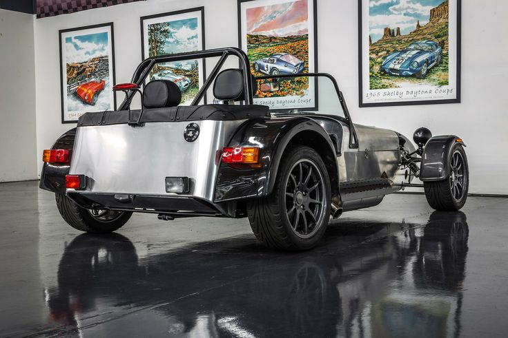 All angles of this Caterham Seven 480 are important, but nothing will give you as much detail as visiting us at Hillbank in Irvine.