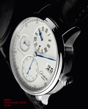 Glashütte Original Senator Chronometer Regulator (2013)