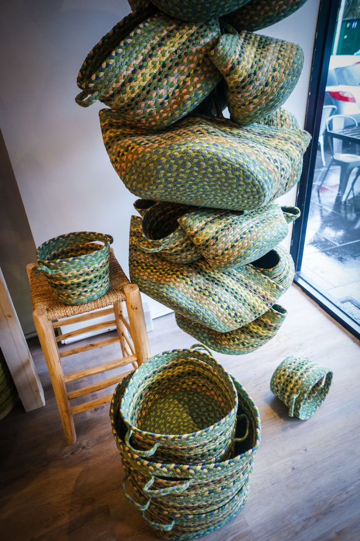 Welsh Designed Woven Baskets and Placemats (6 of 8)