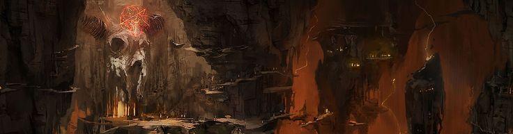 El estilo visual de DOOM: de Marte al infierno por id Software