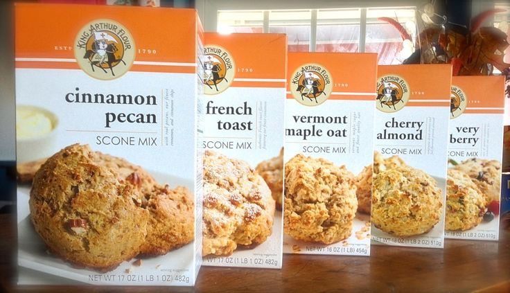 Scone Mix - You can make a lot of yummy breakfast treats out of this mix... | Flourish - King Arthur Flour's blog