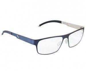 ORGREEN EYEWEAR BRANDO 312 Frame: dark blue beige Lens: demo www.iceblink.it EXPRESS FREE SHIPPING