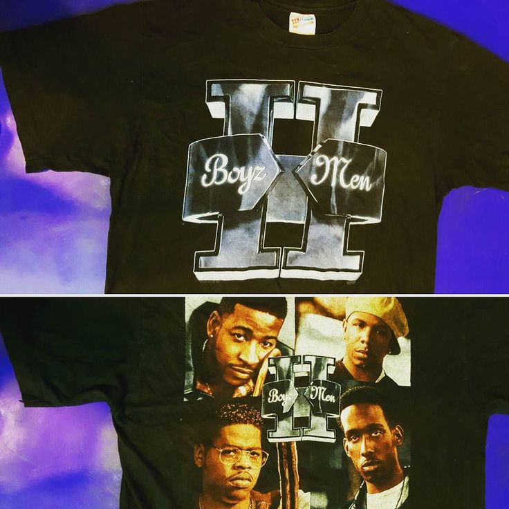 RARE Vintage 90s Boyz II Men Promo Concert Tour T-Shirt  #boyziimen #boyz2men #rnb #randb #hiphop #rap #soul #rkelly #shai #sade #promo #concert #tour #tshirt #tshirts