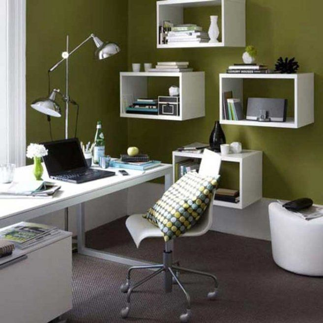 small office design ideas | Small Office Space Design Ideas : Attractive Small Office Space Design ...