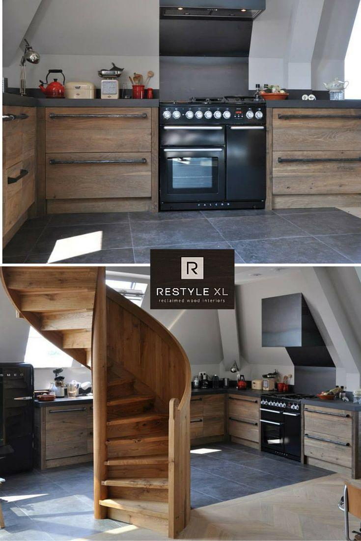 Eikenhout In Keuken : 56 best images about Eiken keukens on Pinterest Tes