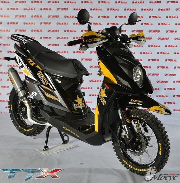 Serba - Serbi Yamaha X - Ride | Kaskus - The Largest Indonesian Community