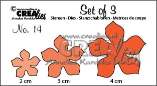 Buy here: http://www.crealies.nl/detail/1083384/set-of-3-no-14.htm