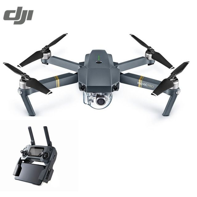 Dji Mavic Pro Platinum Camera Drone 30 Minutes Flight Time 1080p With 4k Video Rc Helicopter Fpv Quadcopter Dji Origi Drone Camera Dji Mavic Pro Fpv Quadcopter