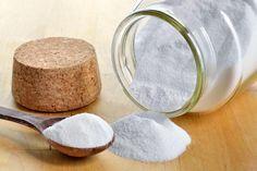 Come rimuovere la tinta con il bicarbonato di sodio
