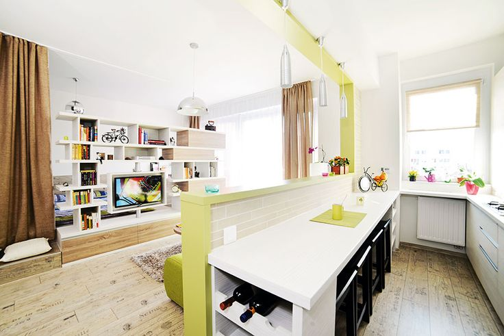 Garsonieră transformată în apartament cu două camere 2