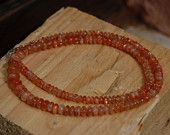 One of A Kind Sunstone Necklace