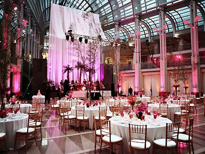 Ronald Reagan Building and International Trade Center Washington District of Columbia Wedding Venues 2