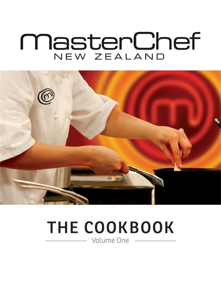 MasterChef New Zealand is on TV One - Sunday at 7.30pm.