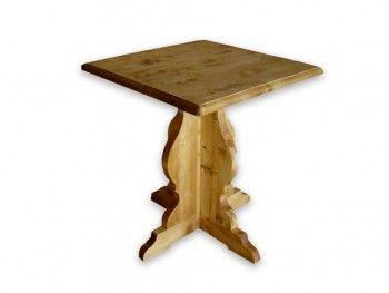 Stůl ze smrkového dřeva Mexicana 7
