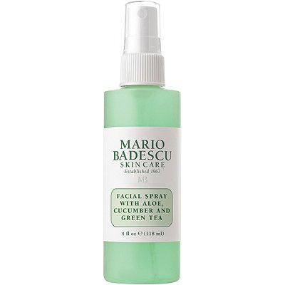 An invigorating mist formulated with an infusion of nutrient-rich botanicals and cucumber essential water to revive dull, tired skin. Aloe vera and cucumber - both rich in essential vitamins and minerals - deliver a cooling boost of hydration as green tea provides powerful antioxidant protection. Skin is left feeling refreshed and revitalized.