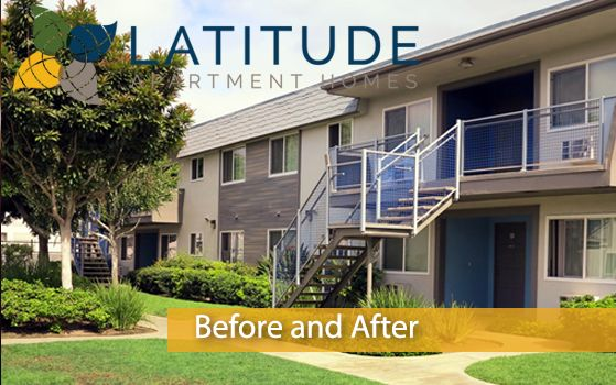 It is time to introduce another #CommunityRedefined project, the Latitude Apartment Homes; a re-branded #apartment community located in #SantaAna, CA. Trinity Property Consultants together with Redwood Construction have completed 89 interior renovations and many exterior #improvements. Take a look at the before and after pictures to view the transformation: http://www.trinity-pm.com/Apartments/module/blog/community-redefined-latitude-apartment-homes.