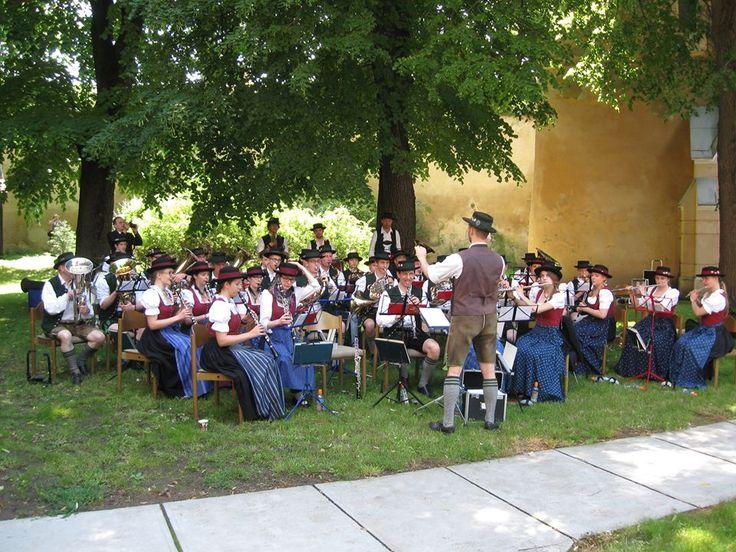 Fanfara Blaskapelle - Concert extraordinar la Codlea