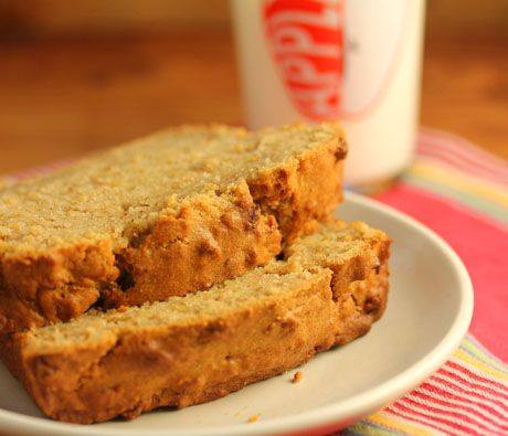 Powdered buttermilk (Recipe: apple spice bread) {The Perfect Pantry}