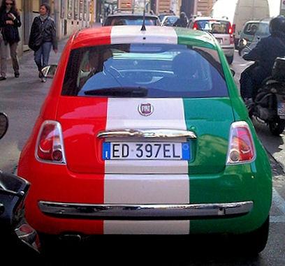 "5ooblog   FIAT 5oo: New Fiat 500 ""ITALIA"""