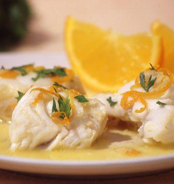 Médaillons de lotte aux agrumes, la recette d'Ôdélices : retrouvez les ingrédients, la préparation, des recettes similaires et des photos qui donnent envie !