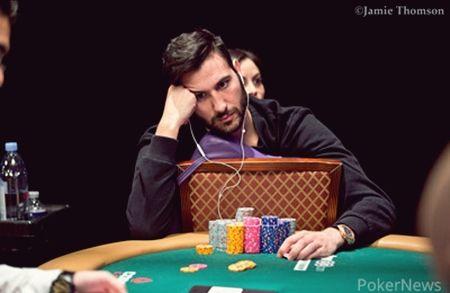 Dario Sammartino a quota 2 milioni $ alle World Series Of Poker