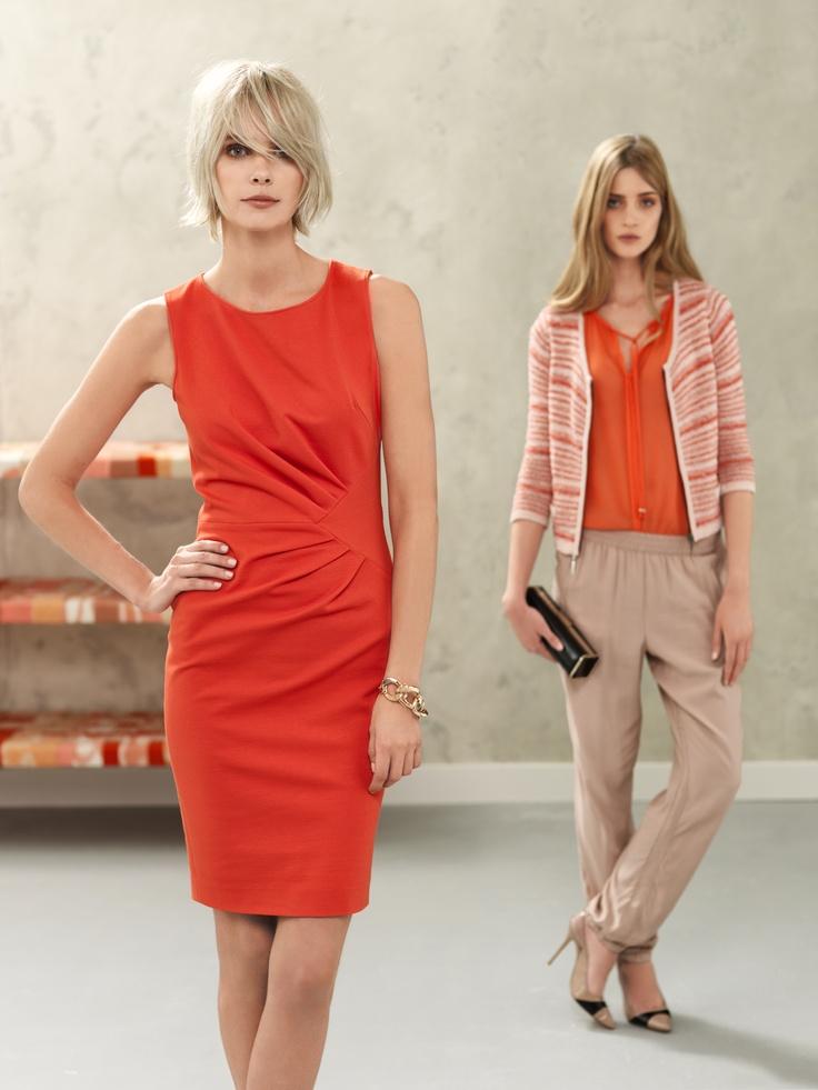 Dewi Driegen and Anne-Marie van Dijk in our new summer 2013 collection.