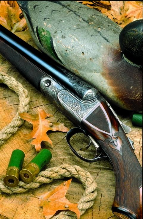 Parker AAHE Grade shotgun, finest Parker ever made...