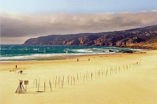 Praia do Guincho, Cascais Portugal