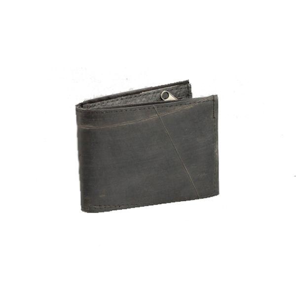 Torrain Men's Wallet - Black Tire