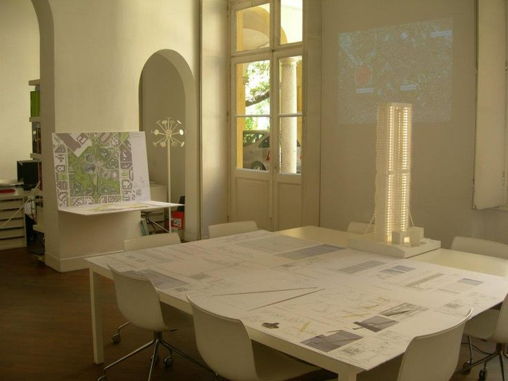 Andrea Maffei Architects exhibition held in the Studio during the Milan Design Week 2012