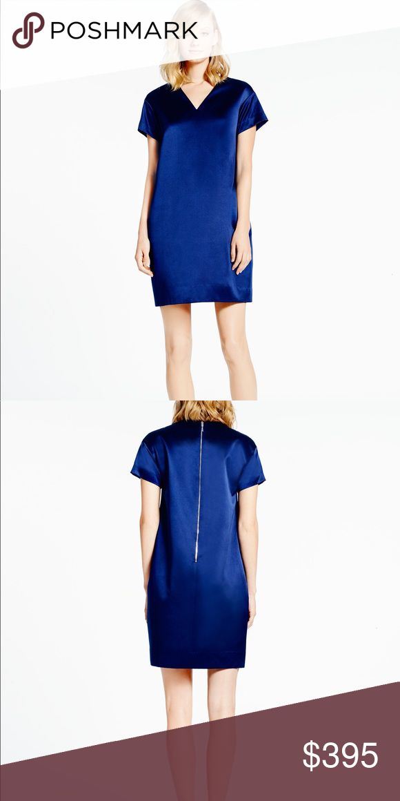 Kate Spade Madison Avenue Silk Navy Blue Dress Gorgeous cocktail dress with side pockets for all your upcoming holiday parties. More photos coming soon.! kate spade Dresses